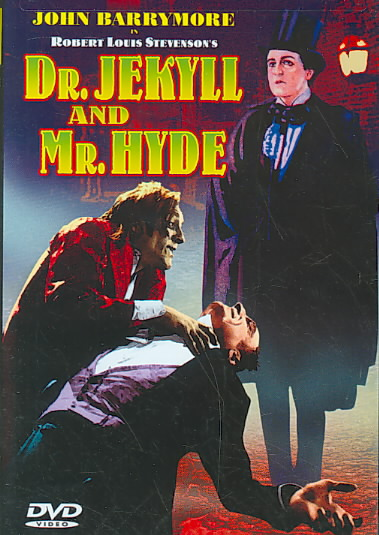 DR. JEKYLL & MR. HYDE BY BARRYMORE,JOHN (DVD)