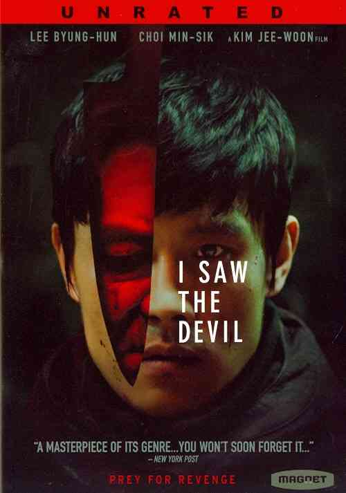 I SAW THE DEVIL BY BYUNG-HUN,LEE (DVD)